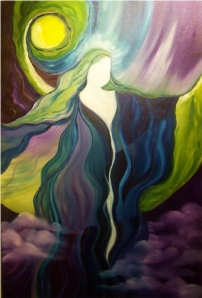 """All-embracing"" - Artist - Heidi Vaught - New York"